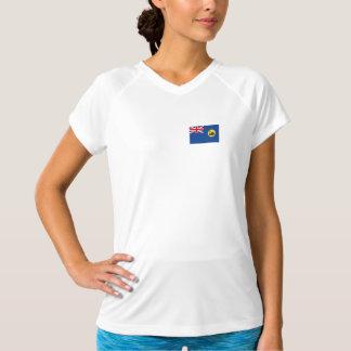 西オーストラリアのオーストラリアの旗 Tシャツ