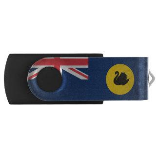 西オーストラリア USBフラッシュドライブ