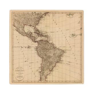 西半球、南アメリカ ウッドコースター