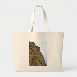西湾:  ドーセットのジュラ紀の海岸線 ラージトートバッグ
