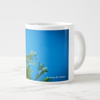 西部のごしごし洗ジェイ#1 ジャンボコーヒーマグカップ