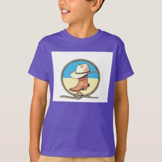 西部のテーマ Tシャツ