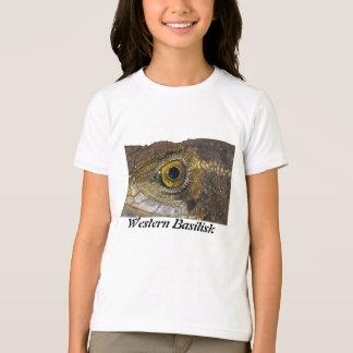 西部のバジリスク Tシャツ