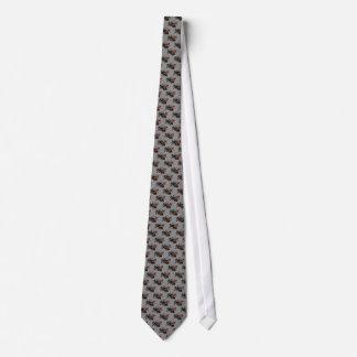 西部のロデオのカウボーイのBroncのライダーメンズネクタイ オリジナルネクタイ