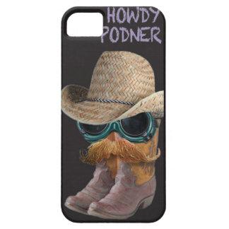 西部の衣服 iPhone 5 Case-Mate ケース