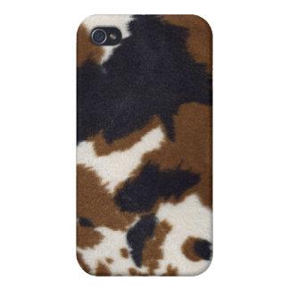 西部の革靴のプリントのSpeck®の場合のiPhone 4 iPhone 4/4S ケース