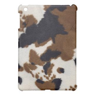 西部の革靴のプリントのSpeck®のiPadの場合 iPad Miniケース
