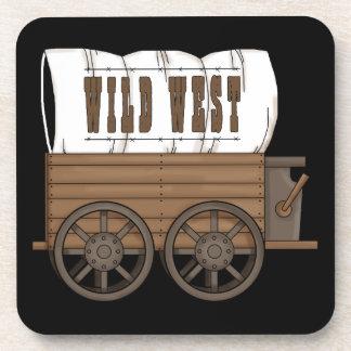 西部ワゴン- コースター