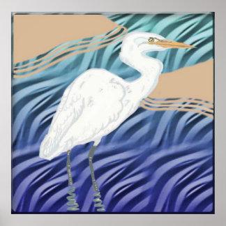 西部礁の鷲 ポスター