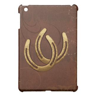 西部金蹄鉄 iPad MINI カバー