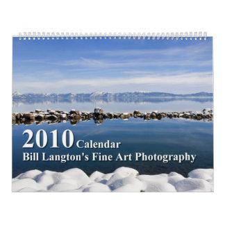 西- 2010年の版のイメージ カレンダー