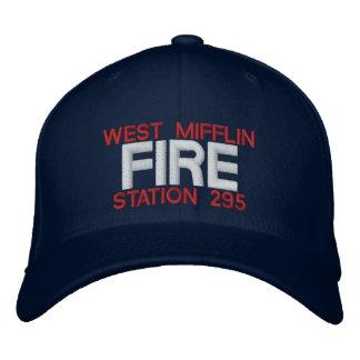西MIFFLINの火、場所295 刺繍入りキャップ