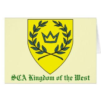 西SCA カード