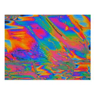 要素かガドリニウム ポストカード
