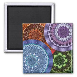 要素の曼荼羅の磁石 マグネット