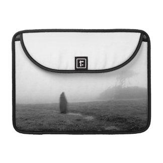 覆われた放浪者のMacbookの折り返しの袖 MacBook Proスリーブ