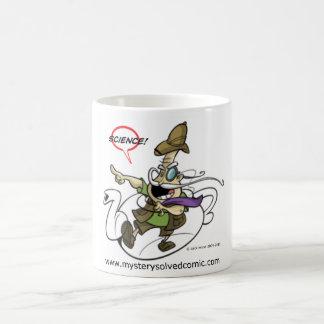 見えないティーポットのマグ コーヒーマグカップ