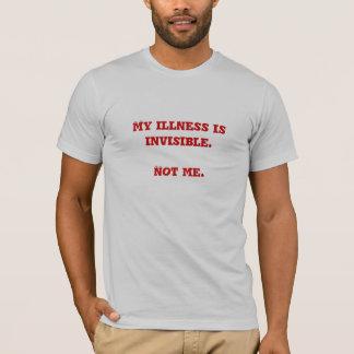 見えなくないEhlers Danlosの認識度- Tシャツ