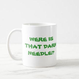 見つけることが不可能なもの コーヒーマグカップ
