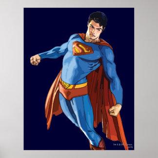 見ているスーパーマン ポスター