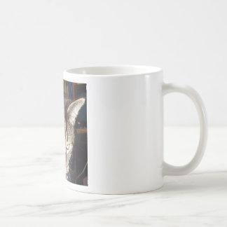 見ているデーブ コーヒーマグカップ