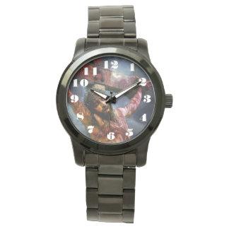 見て下さい! 保存される時間。 腕時計