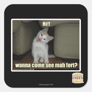 見ますmahの城砦を来たいと思って下さいか。 スクエアシール