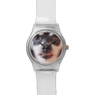 見る腕時計! 澄んなレトロのルーサイトの腕時計 腕時計