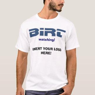 見るBIRT。 Tシャツ