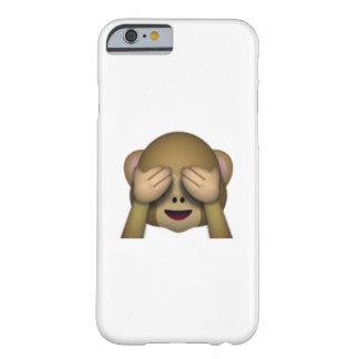 見悪猿のemoji barely there iPhone 6 ケース