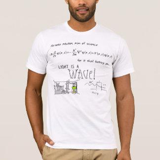 見捨てて下さい直観のTシャツ[ライト] Tシャツ