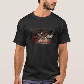見捨てられた悪魔 Tシャツ