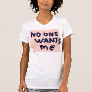見捨てられたTシャツ Tシャツ