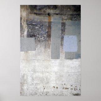 見落された抽象的12 ポスター