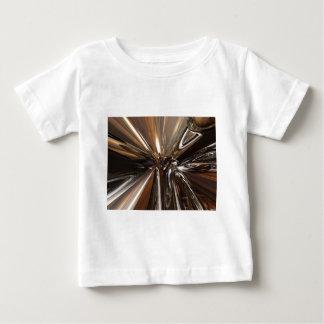 見通しのリング ベビーTシャツ