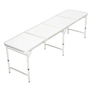 規則によってPongの大きさで分類されるテーブル ビアポンテーブル