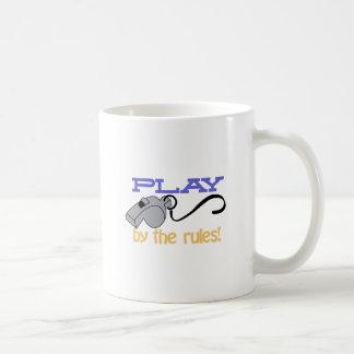 規則による演劇 コーヒーマグカップ