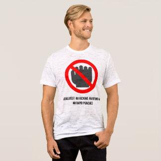 規則を置いて下さい! Tシャツ