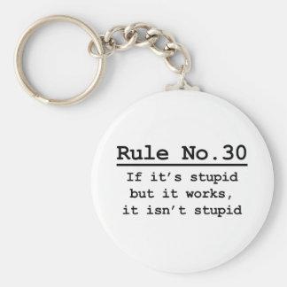 規則第30 キーホルダー