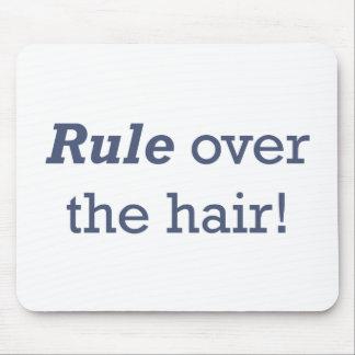 規則/毛 マウスパッド