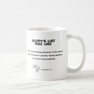 規則#202のマグ コーヒーマグカップ