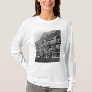 規準RestaurantおよびTheatre 1902年 Tシャツ