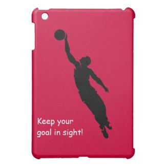 視力のあなたのゴールを保って下さい! iPad MINIカバー