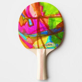 視覚芸術845 卓球ラケット