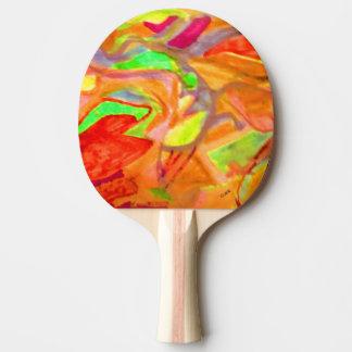 視覚芸術864 卓球ラケット