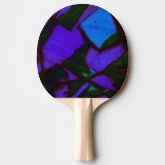 視覚芸術882 卓球ラケット