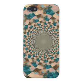 視野の探求の抽象デザイン iPhone 5 ケース