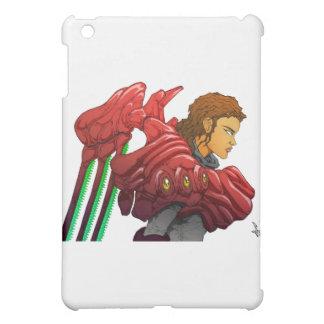 視野の装甲との新Valkyrie iPad Miniケース