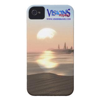 視野のiPhone 4/4Sの場合 Case-Mate iPhone 4 ケース