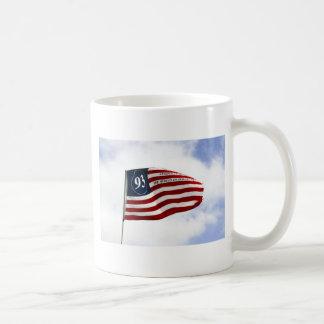 覚えて下さい9/11 -飛行93 コーヒーマグカップ